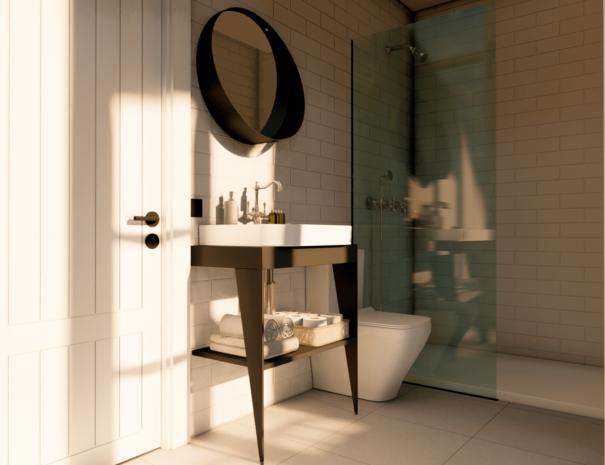 Baño 1 Apartamentos Salinas 18